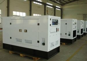 100kVA Soundproof Diesel Genset with Cummins Engine pictures & photos