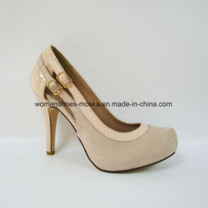 Hot Selling Women Fashion High Heel Lady Dress Shoe pictures & photos
