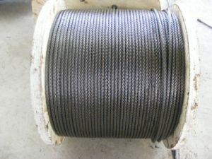 Elevator Steel Wire Rope 8mm 10mm 12mm 13mm 16mm pictures & photos