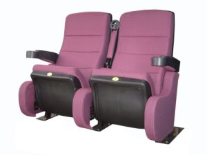 Cinema Seat Auditorium Seating Theater Chair (S22DY) pictures & photos
