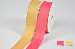 Grossgrain Ribbon for Garments, Gifts, Bags, Byr10002 pictures & photos