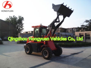Compact Mini Loader Zl12f with 37kw Four Cylinder Engine pictures & photos