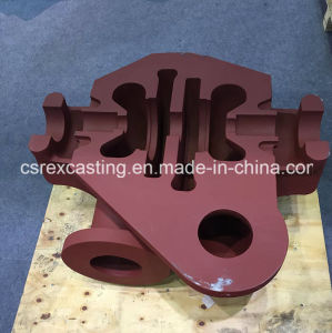 Cast Iron Pump Housing for Fluid Power Equipments pictures & photos
