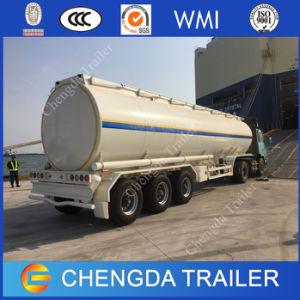 30000L 40000L 60000L 6 Silos Diesel Oil Fuel Transportation Tanker Semi Trailer pictures & photos
