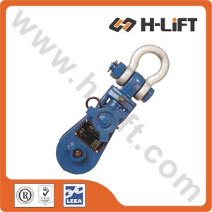 Heavy Duty Steel Marine Snatch Block with Shackle pictures & photos