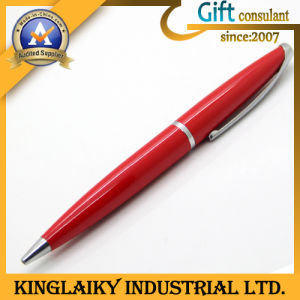 Lowest Price Customized Metal Ball Pen for Promotion (KP-001) pictures & photos