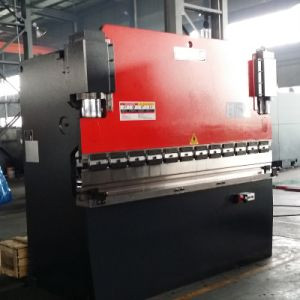 China Hydraulic Metal Press Brake Machine pictures & photos