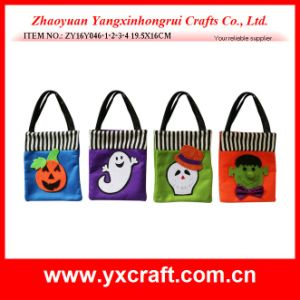 Halloween Decoration (ZY16Y046-1-2-3-4 19.5X16CM) Series of Halloween Decoration Halloween Hanging pictures & photos