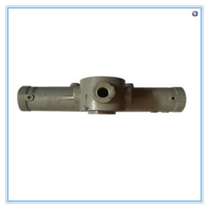 Valve Housing with Gray Powder Painting pictures & photos