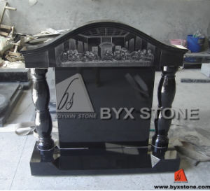 Ireland Design Monument / Headstone with Last Dinner Etching pictures & photos