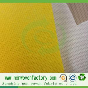 100% Virgin Polypropylene Nonwoven Fabric Textiles pictures & photos