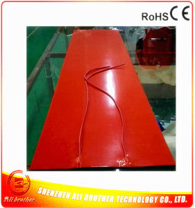 Pipe Heater 1910*300*1.5mm Silicone Rubber Heater pictures & photos