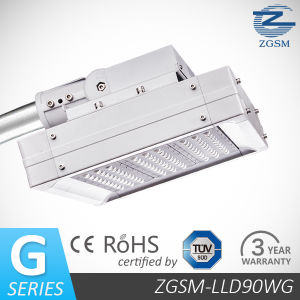 90W Bridgelux Chips LED Street Light with CE/RoHS, 3 Years Warranty pictures & photos