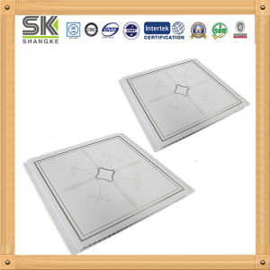 Bathroom Decoration PVC Ceiling Tiles