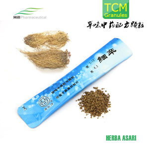 Traditional Chinese Medicine, Herba Asari Granules pictures & photos