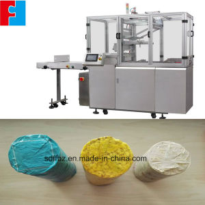 PLC Control Fully Automatic Puffed Cereals Packing Machine pictures & photos