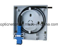 Telecom FTTH Fiber Termination Box Optical Socket pictures & photos