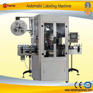 Shrink Annular Tubes Labeling Machine pictures & photos