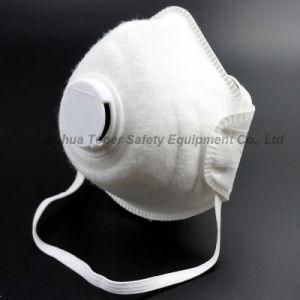 Ce En149: Ffp2 Disposable Dust Mask with Valve (DM2020) pictures & photos
