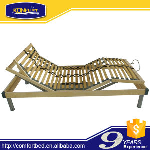 New Product Adjustable Slat Bed with Electric Bed Skirt pictures & photos