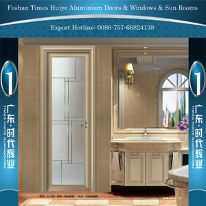 Aluminum Interior Toilet Door with Excellent Quality and Good Price pictures & photos