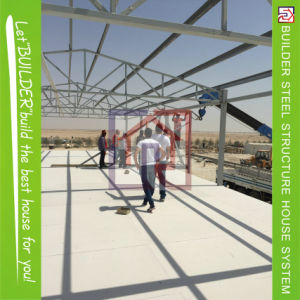 Qatar Project Good Steel Mobile Prefab House pictures & photos