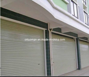 Galvanized Steel Roller Door with Competitive Price pictures & photos