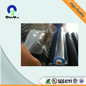 Clear Soft PVC Transparent Flexible Film in Roll pictures & photos