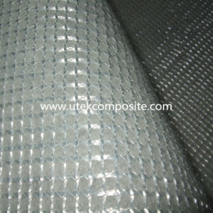 Uniaxial Polyester Yarn Reinforced Nonwoven Geotextile pictures & photos