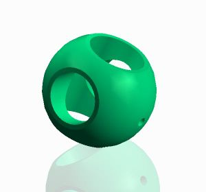 Magnetic Wash Ball (WB-014)