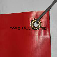 Custom Printing Outdoor Advertising Vinyl PVC Mesh Fabric Canvas Banner pictures & photos