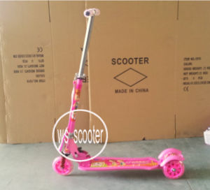 Alu Wider Deck 3 Wheel Kick Scooter/Foot Scooter/Kids Scooter Et-Ks3001 Kick Scooter pictures & photos