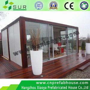 Garden Wooden Prefabricated Modular Mobile Container House pictures & photos
