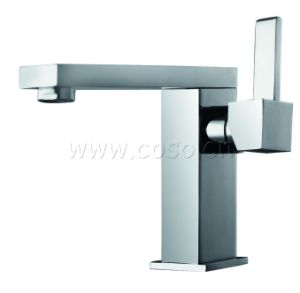 Brass Basin Mixer Basin Faucet (AC6101) pictures & photos