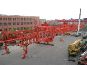 Launching Gantry Bridge Crane (JQG320T-55M) pictures & photos