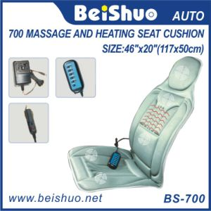 Best Quality Vibrating Car Seat Massage Cushions with Heating Function pictures & photos
