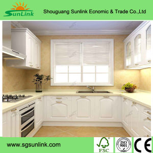 Acrylic Wooden MDF Kitchen Cabinet Door with Top Quality pictures & photos