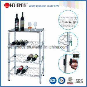 Hot Modern Wine Rack Stand for Home (WR603590A4) pictures & photos