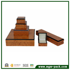High Quality Customized Wooden Jewelry Box pictures & photos