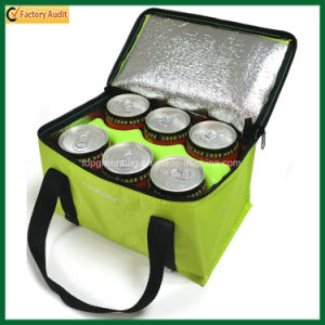 Popular Outdoor Picnic Lunch Bag Cheap Insulated Can Cooler Bags pictures & photos