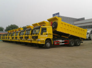 China 25tons Sinotruk Brand Dump Truck pictures & photos