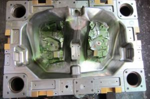 Dual Cavities Mould for Home Appliances