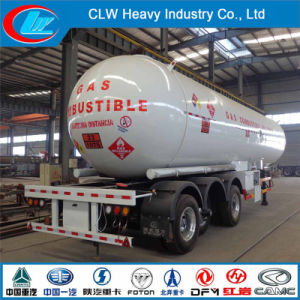 60cbm 30t Liquified Propane Gas LPG Tanker pictures & photos