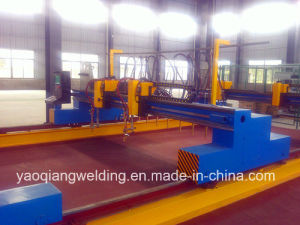 H-Beam CNC Cutting Machine and Circular and Various Figure Cutting pictures & photos