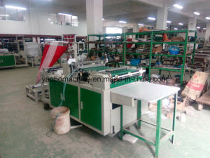 Ybqb PE Air Bubble Film EPE Film Bag Making Machine with Folder pictures & photos