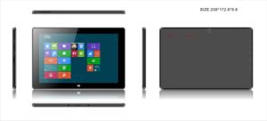 "Latest 10.1"" Win8 Tablet PC Intel Quad-Core X86 Z3740d Good Price OEM"
