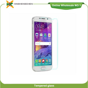 Mobile Phone 3D 0.26mm Tempered Screen Protector for Samsung S6 pictures & photos
