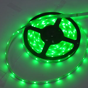 5050 Green LED Strip Rope Light pictures & photos