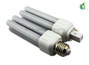 168mm Length 12W 60PCS LEDs 360 Degrees LED G24 Pl Lamp with Factory Price pictures & photos