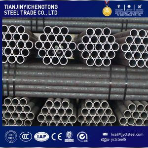 8inch Carbon Seamless Steel Pipe with Bottom Price A106 Gr. B 1020 St37 pictures & photos